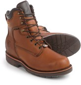 """Chippewa Utility Rugged Outdoor Work Boots - Waterproof, Insulated, 8"""" (For Men)"""