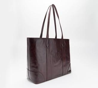 Frye Leather Melissa Shopper