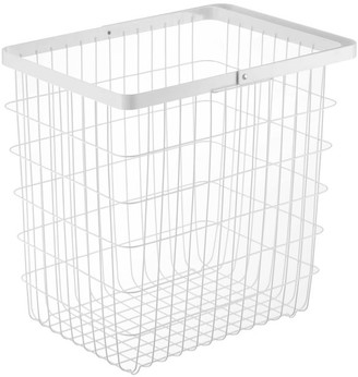 Pottery Barn Yamazaki Rectangular Wire Laundry Basket