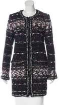 Chanel Lesage Glitter Tweed Coat