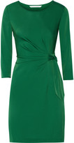 Diane von Furstenberg Zoe stretch-jersey dress