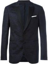 Neil Barrett patterned camouflage blazer