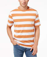 Club Room Men's Stripe T-Shirt, Created for Macy's