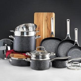Baccarat Ultimo 10 Piece Non Stick Cookware Set