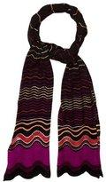 M Missoni Multicolor Wool Scarf