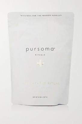 PURSOMA Just Breathe Ritual Calming & Clearing Eucalyptus Bath, 227g