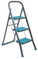 Beldray LA024510TQ 3-Step Stepladder, Turquoise