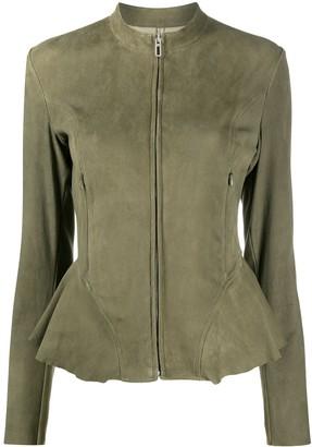Drome Zipped-Up Jacket