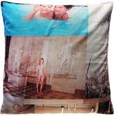 Henzel Studio Juergen Teller Printed Pillow