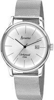 Accurist Men's Vintage Mesh Strap Watch