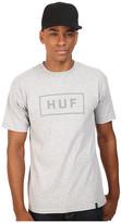 HUF Reflective Bar Logo Tee