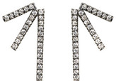 Eva Fehren Black Gold Diamond Sputnik 3 Earrings
