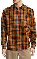 ST. JOHN'S BAY St. John's Bay Long Sleeve Flannel Shirt