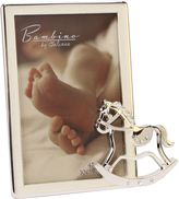Bambino Baby s/plated frame rocking hrs