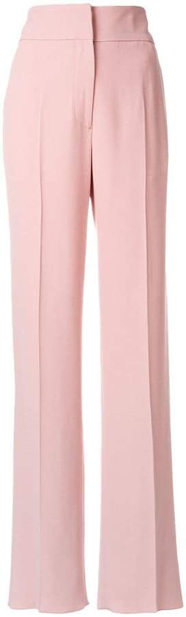 Rochas high waisted tailored trousers