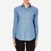 Polo Ralph Lauren Women's Harper Shirt New Rinse