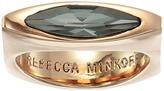Rebecca Minkoff Sparkler Square Stacking Ring Ring