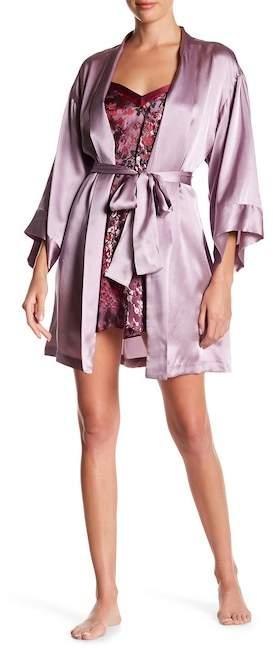 Josie Natori Lolita Silk Robe