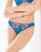 Soma Intimates Sensuous Lace Floral Bikini Panty