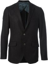 Etro patterned blazer - men - Silk/Acetate/Viscose/Wool - 52