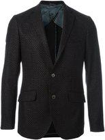 Etro patterned blazer - men - Wool/Cashmere/Silk/Viscose - 52