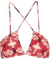 Vix Kali Celina Printed Bikini Top