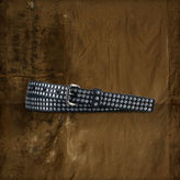 Denim & Supply Ralph Lauren Leather Nailhead Belt