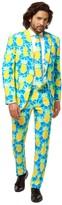 Opposuits Men's OppoSuits Slim-Fit Shineapple Suit & Tie Set
