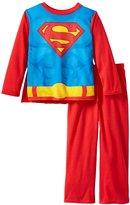 Komar Kids Boys 4-8 Superman Pajamas with Cape XS/4-5