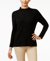 Charter Club Cashmere Donegal Sweater, Only at Macy's