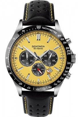 Sekonda Mens Chronograph Watch 1395