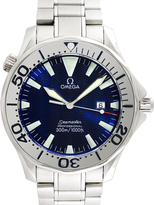 Omega Vintage Seamaster Professional Stainless Steel Watch, 41mm