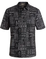Quiksilver Waterman Men's Guru Button-Down Shirt