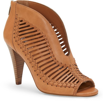 Vince Camuto Women's Sandals BRICK - Brick Cutout Acha Leather Sandal - Women