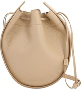 The Row DRAWSTRING LEATHER POUCH
