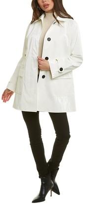 Jane Post Swing Coat
