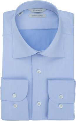 Suitsupply Traditional Slim Fit Button-Up Dress Shirt
