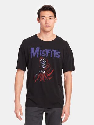 John Varvatos Misfits Ghoul Crewneck T-Shirt