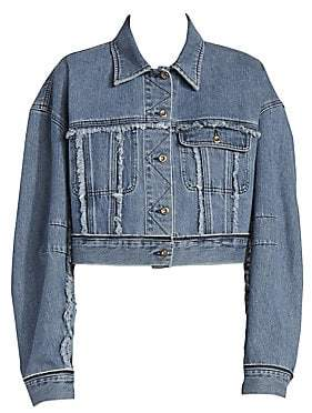 Acne Studios Women's Oriana Denim Jacket