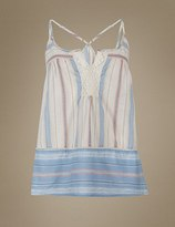 Marks and Spencer Pure Cotton Camisole Pyjama Top