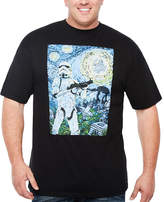 Star Wars Graphic T-Shirt-Big and Tall