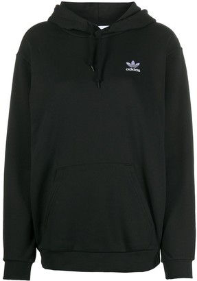 adidas Logo Embroidered Hoodie