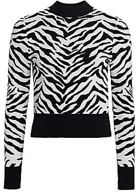 A.L.C. Women's Lola Zebra Sweater