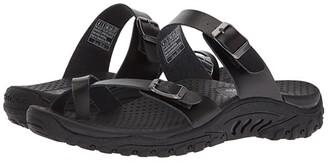 Skechers Reggae - Carribean (Black) Women's Shoes