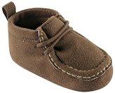 Luvable Friends Boy's Faux Suede Boot (Infant)
