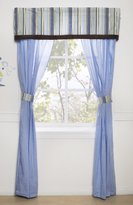 Kids Line Mosaic Transport Curtains by