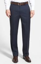 Zanella Men's 'Todd' Flat Front Trousers