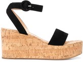 Gianvito Rossi open-toe wedge sandals