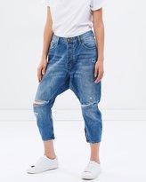 One Teaspoon Blue Rebel Kingpins Jeans