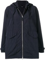 Aspesi Hooded Parka Jacket